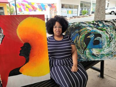 Haines City artist feature