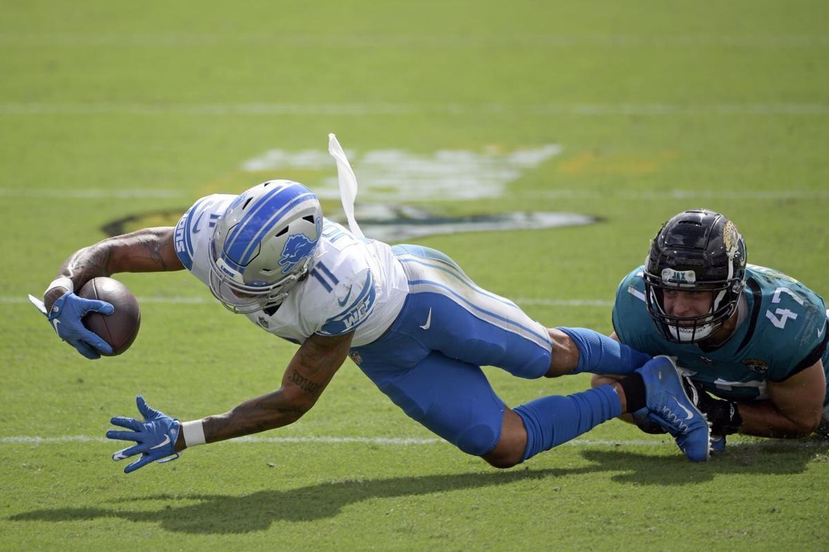 Lions Jaguars Football