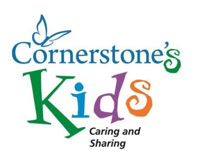 Cornerstone's Kids logo