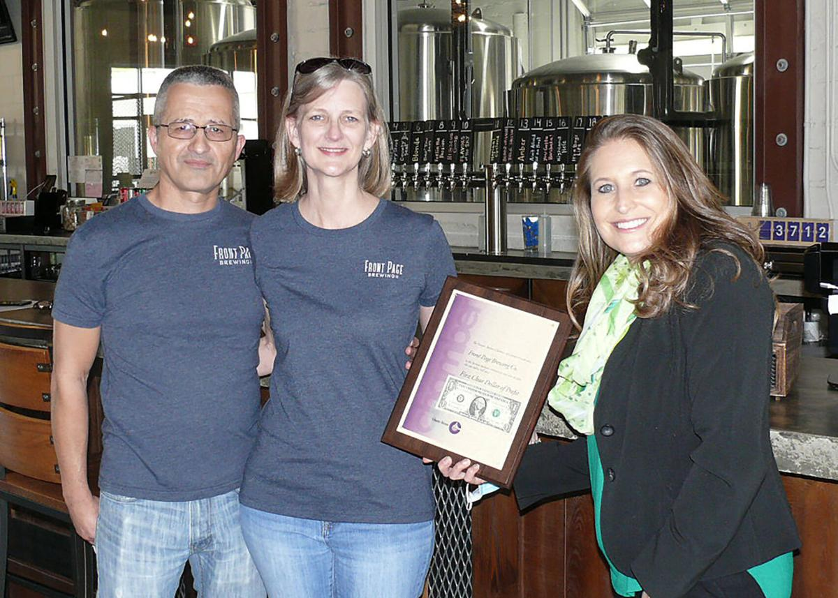 Front Page Brewing - Bartow Chamber