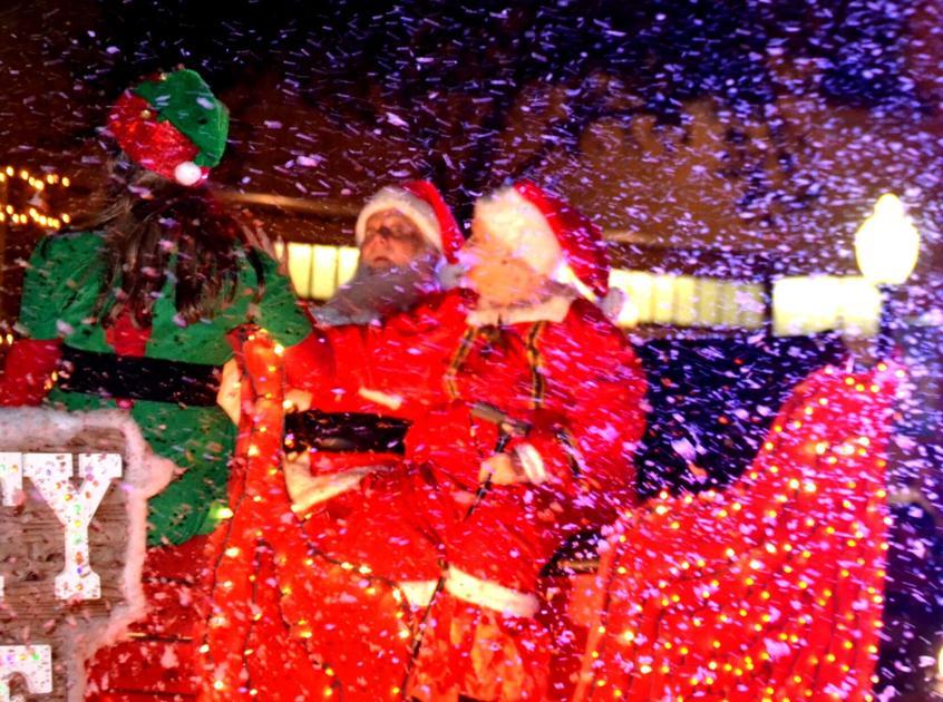 Pace Fl Christmas Parade 2021 Merry Christmas Sebring Highlands News Sun Midfloridanewspapers Com