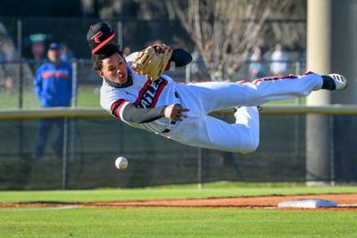Rohsean Riley - Polk State baseball