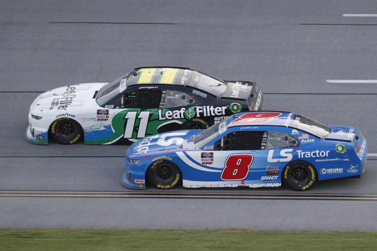NASCAR Talladega Xfinity Auto Racing