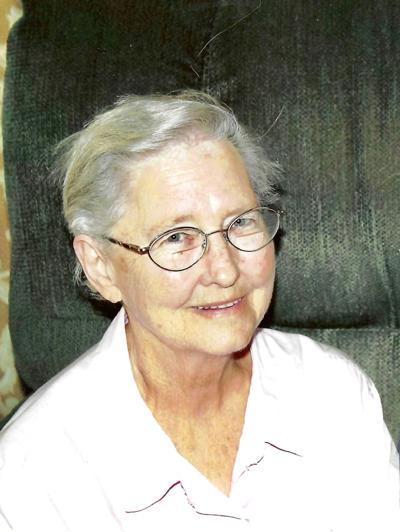 Margaret Marie Palmer Jackson obituary