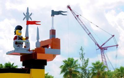 Legoland stock