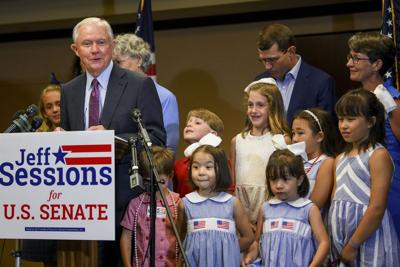Election 2020 Alabama Senate