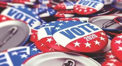election-voting stock image