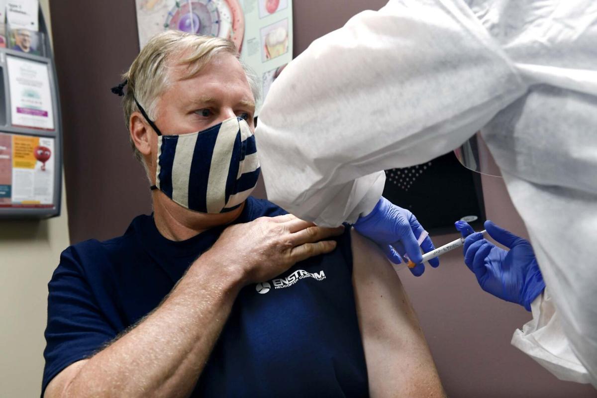 Virus Outbreak Vaccine Race