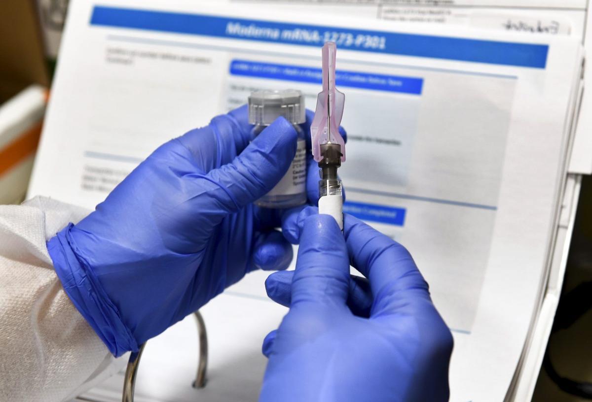 Virus Outbreak-Vaccine Race