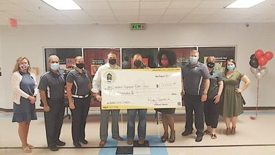 Home Solutions Lenders donation - Lakeland Highlands Middle