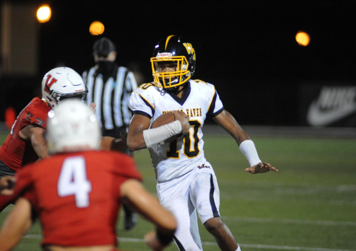 Winter Haven at Victory Christian football 1