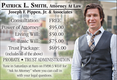 Patrick L. Smith, Attorney at Law