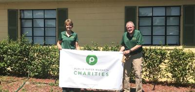 Food Bank gets donation from Publix