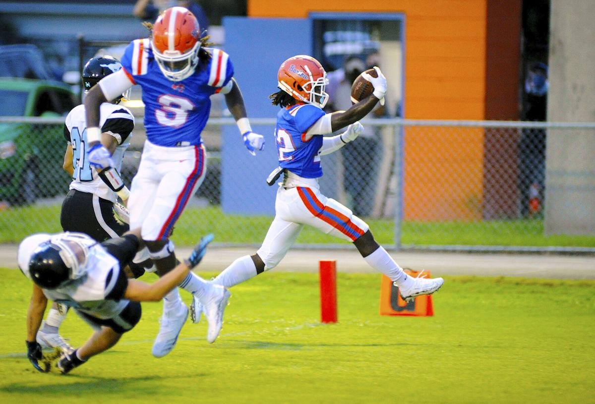 Bartow-Lake Region football A