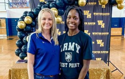 Trinity Hardy college commitment