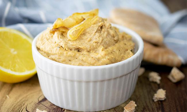 Help Yourself to Healthier Hummus