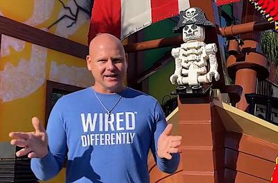 Nik Wallenda - Legoland