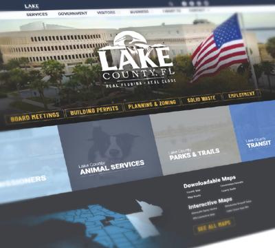 Lake County website