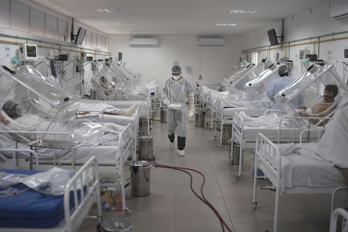 APTOPIX Virus Outbreak Brazil