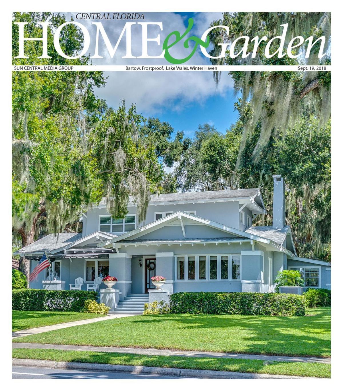 Central Florida Home & Garden: September 2018