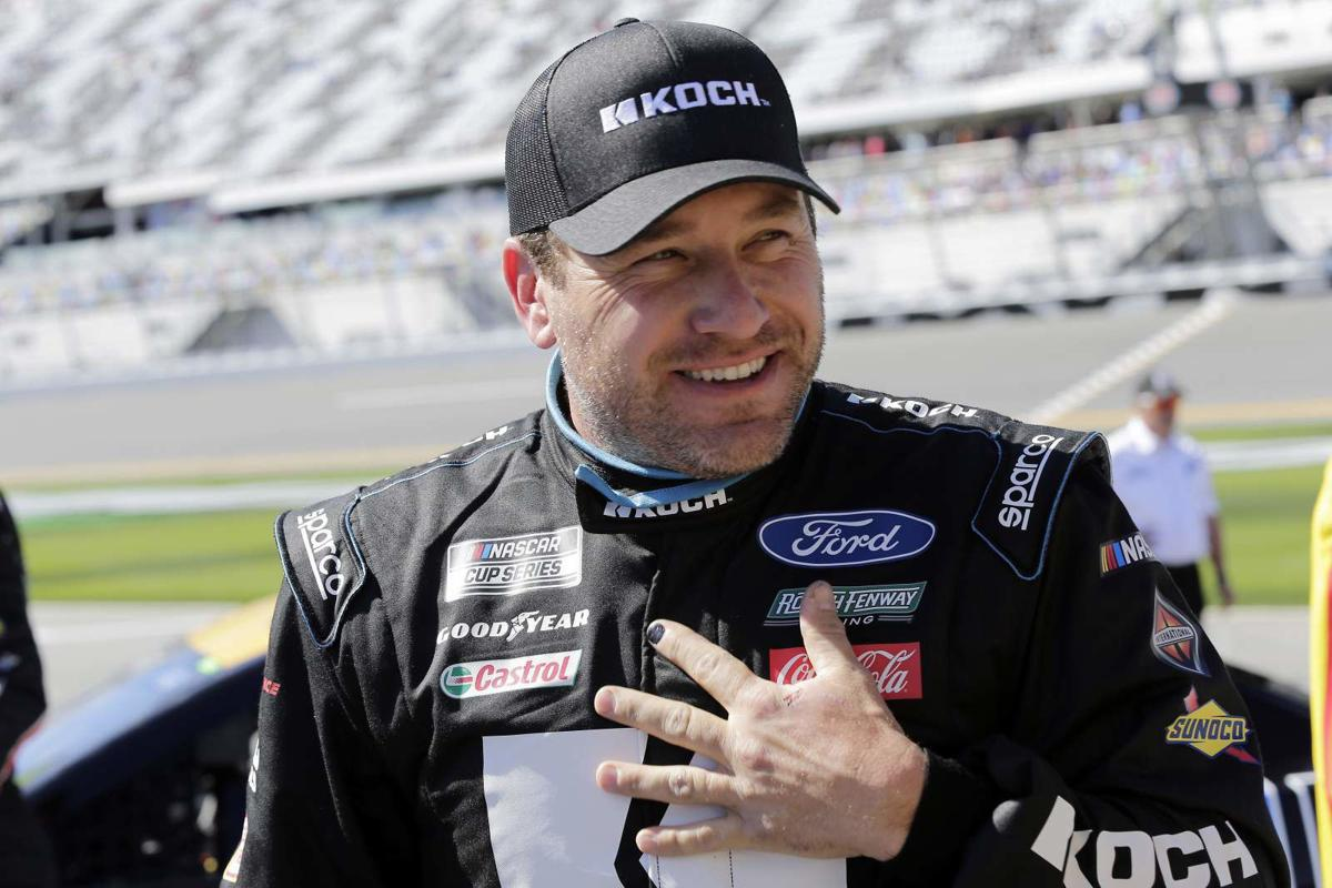 NASCAR Newman Returns Auto Racing