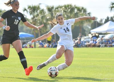 Polk State women's soccer - Logan Fernandez