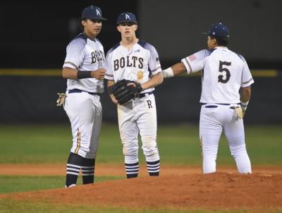 Ridge Community High baseball