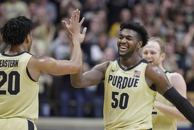 Michigan St Purdue Basketball