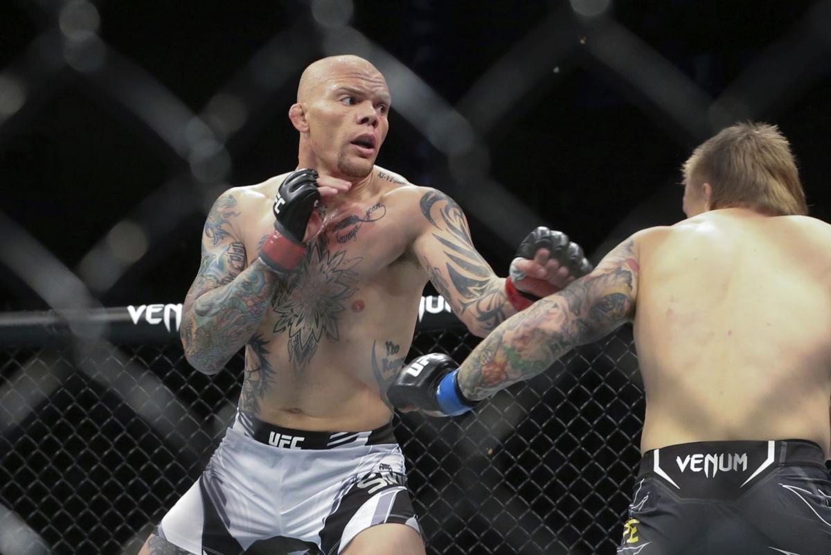 UFC 261 Mixed Martial Arts