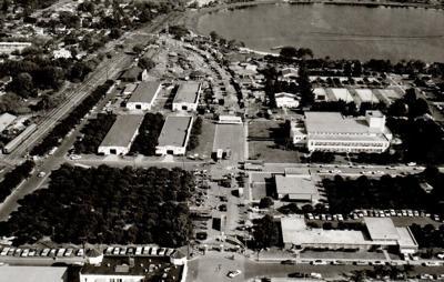 History photo - 1957 Florida Citrus Exposition