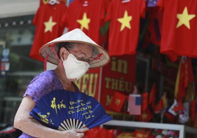 APTOPIX Virus Outbreak Vietnam