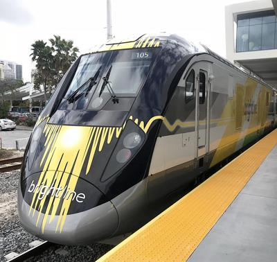 Brightline commuter rail