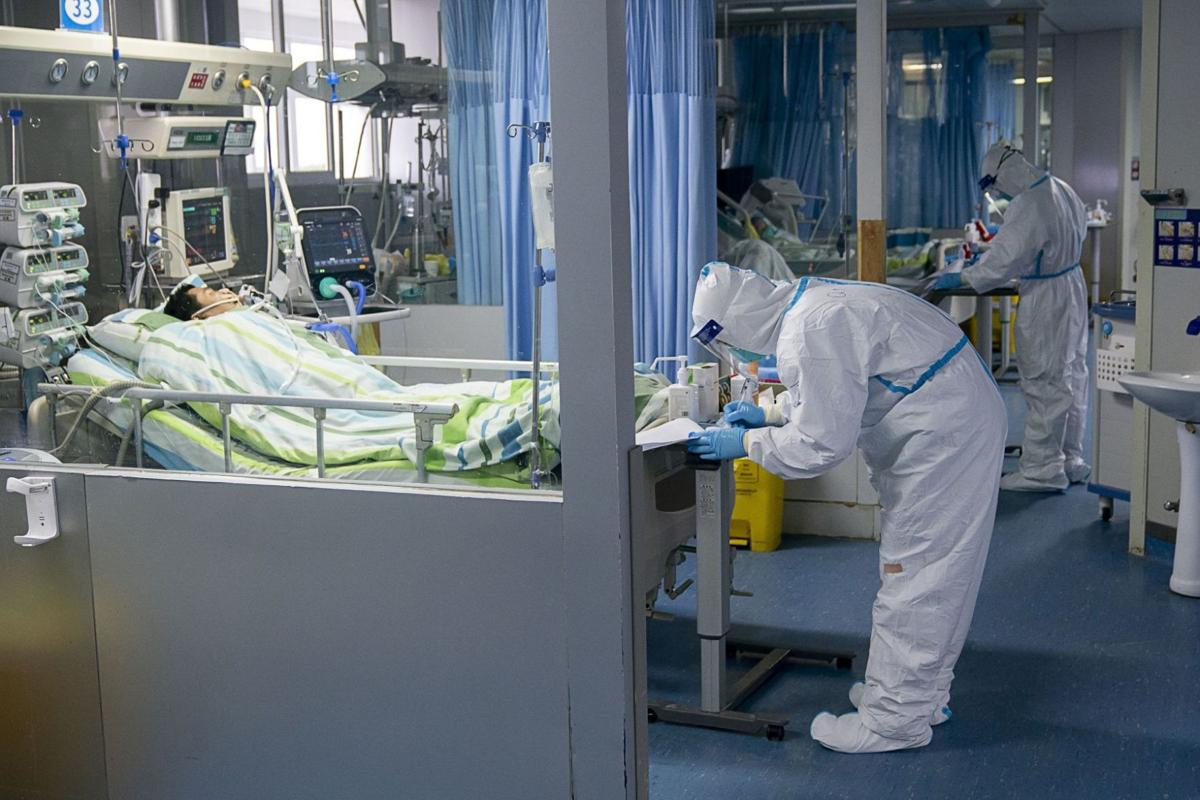 China Outbreak Missteps
