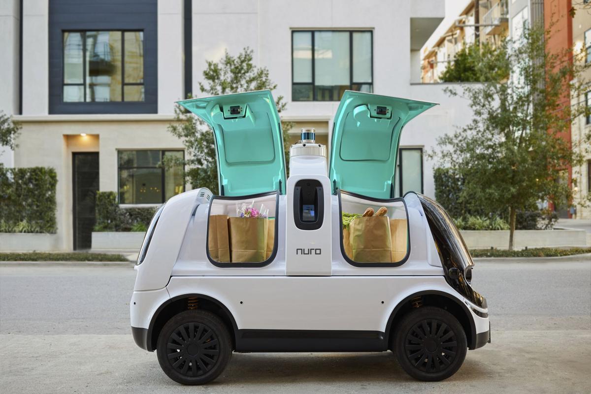 Autonomous Vehicle Approved