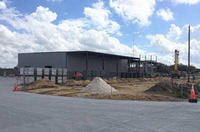Haines City concrete plant