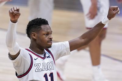 NCAA Creighton Gonzaga Basketball