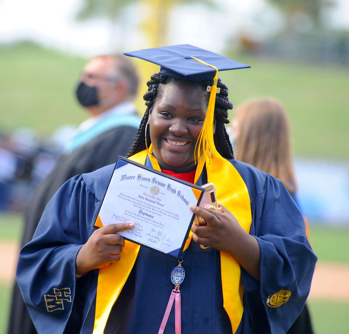 Winter Haven High Graduation 2