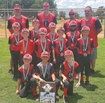 Davenport Gladiators youth baseball