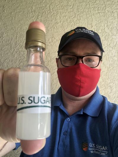 sugarcane-based hand sanitizer