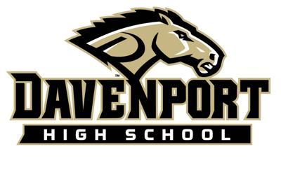 Davenport High Broncos logo