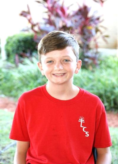 Nathan Register wins essay contest 2020