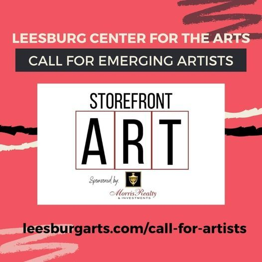 Calling all artists to spruce up Leesburg downtown