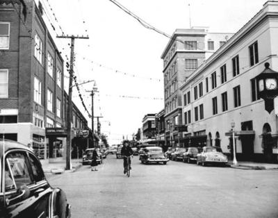 History photo - Central Avenue