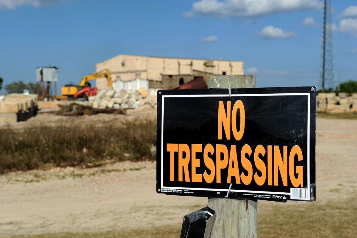 Haines City fertilizer plant / park proposal A