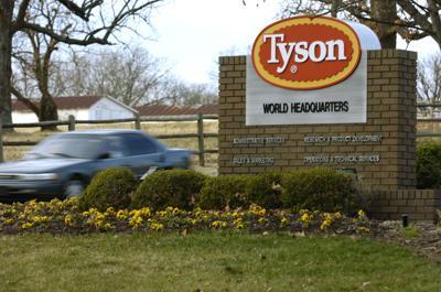 Virus Outbreak Tyson