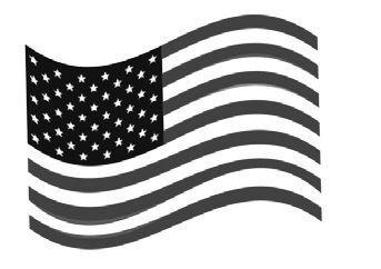 Flag for lee