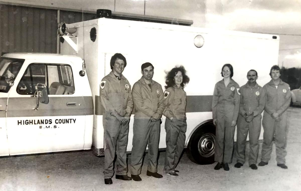 Highlands County EMS back in the day
