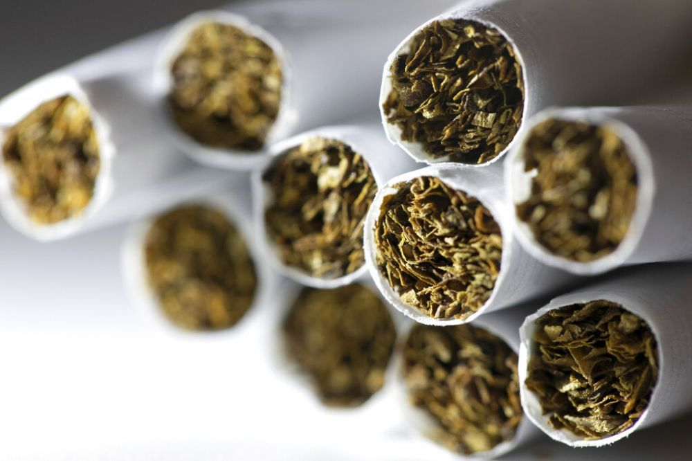 Cigarettes Low Nicotine
