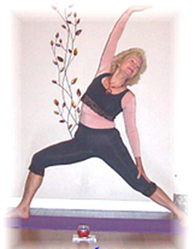Nancy Dale Yoga For Life March 11