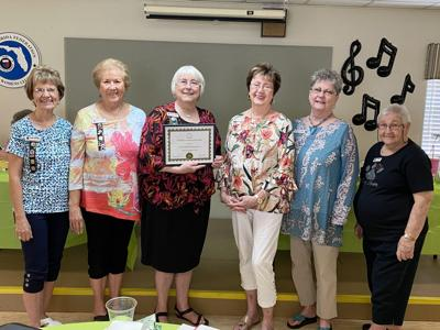 LP Woman's Club recognized for 75 years of service